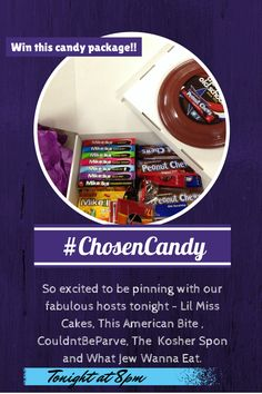 Join us soon!!  Have any candy questions? Leave them in the comments? Looking for any dessert recipes? Let us know and we will pin find and pin them for you.