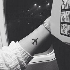 Pin for Later: 30 Tiny, Chic Wrist Tattoos That Are Better Than a Bracelet Up, Up, and Away