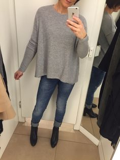 Fitting Room Try On - River Island