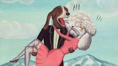 "Sergio Mora. Illustration for ""Natural Health"" Magazine (USA)"