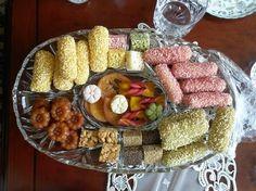 Traditional Chuseok Sweets Korean Thanksgiving