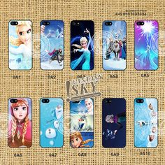 Disney Frozen Elsa and Anna iPhone5s Case iPhone 4 by FantasySky, $6.99 Frozen iPhone cases