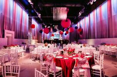 Liberty Grand Artifacts Room Wedding Toronto  W Events: Wedding Planner