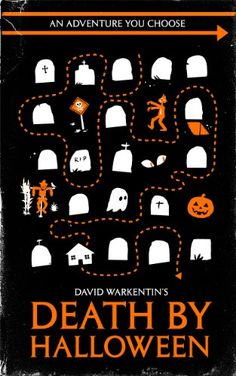 FREE Today Death by Halloween (Adventures You Choose Book 1) http://itswritenow.com/24203/death-by-halloween-adventures-you-choose-book-1/