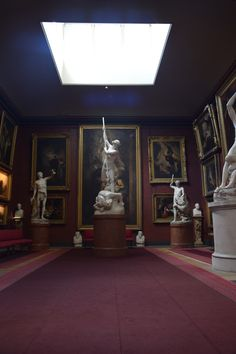 Petworth House, North Gallery