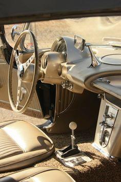 1961 Chevrolet Corvette Interior (Fawn Beige)