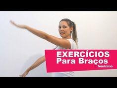 5 EXERCÍCIOS PARA EMAGRECER OS BRAÇOS FÁCIL! Como Emagrecer Afinar e Fortalecer os Braços e Tríceps - YouTube