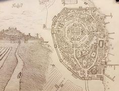 273 Best D&D City Maps images in 2019 | City maps, Cities