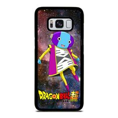 ZENO SAMA DRAGON BALL SUPER Samsung Galaxy S3 S4 S5 S6 S7 Edge S8 Plus Note 3 4 5 8