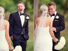 First Look propõe que noivos se vejam antes do casamento | Pronta Para o Sim