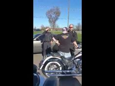 Biker Threatened with Jail if He Doesn't Apologize for Swearing at a Cop, He Stands his Ground | The Free Thought Project