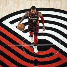 Damian Lillard, Nba Wallpapers, Basketball Art, Portland Trailblazers, Nba Players, Kobe Bryant, Trail Blazers, Instagram, Basketball