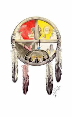 Native+American+Medicine+Wheel+Earth | Nation's Wheel