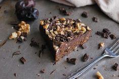 Vegansk chokladtårta - Baka Sockerfritt