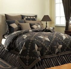Bingham Star Luxury King Quilt | Best Star quilts, Primitives and ... : country star quilt - Adamdwight.com
