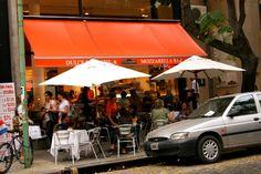 Salamandra Restaurant: the best dulce de leche place in town.