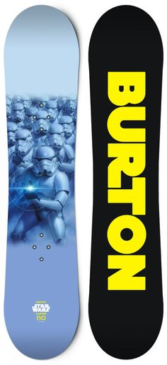 Burton Storm Trooper Board