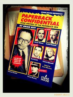 Neuer Regalbewohner | Brian Ritt: Paperback Confidential: Crime Writers of the Paperback Era.