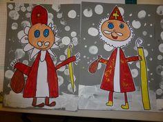 Christmas Crafts For Kids, Simple Christmas, Advent, Easy Diy, Kindergarten, Saints, Xmas, Holiday, Cards