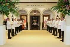 Ralph Lauren opens its first luxury store in Brazil