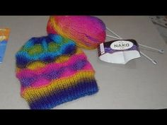 Crochet Coat, Knitted Hats, Beanie, Knitting, Youtube, Cards, Mothers, Videos, Fashion