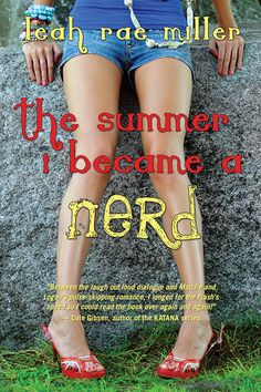 The Summer I Became a Nerd | Entangled TEEN Holiday Gift Guide: Books for Music, Art, Book & Pop Culture Lovers!