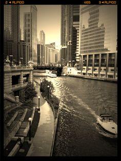 Sunday in Chicago @Ashley Van Lede