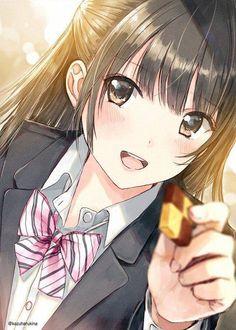 #anime #animegirl #otaku #valentines #sanvalentin