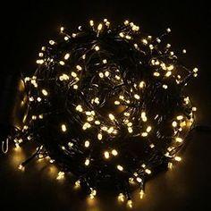 Mini String Lights Fairy Lights  Microdrop Led String  Warm White  Mini Wedding