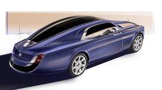 Foto: Sweptail, el Rolls Royce más artesanal