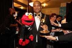 Sesame Street's Former Elmo Puppeteer Kevin Clash Nominated for a Daytime Emmy | AT2W