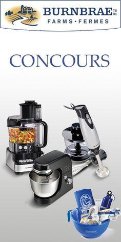 Gagnez 1 des 10 prix pour la cuisine. Fin le 30 avril.  http://rienquedugratuit.ca/concours/gagnez-1-des-10-prix-pour-la-cuisine/