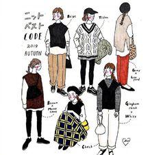 Japan Fashion, Kawaii Fashion, Fashion Art, Fairy Clothes, Fashion Vocabulary, Fashion Catalogue, Fashion Design Sketches, Korean Street Fashion, Drawing Clothes