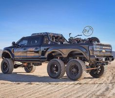 2018 SEMA Show Truck, Boat, Motorcycle Contender - Vehicles - Cars 2019 Lifted Ford Trucks, Chevy Trucks, Pickup Trucks, Lifted Cars, Ford Excursion, Show Trucks, Big Trucks, Custom Trucks, Custom Cars