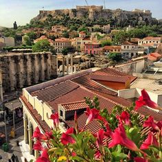 #Athens #Greece Wonderful Places, Beautiful Places, Greek Islands Vacation, Athens Hotel, Greek Tragedy, Greece Photography, Adventure Is Out There, Greece Travel, Travel Around The World