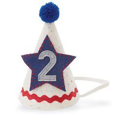 Birthday Boy Hat From Mud Pie