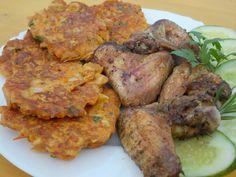 Provance-i csirkeszárnyak leveszöldség tallérokkal - Paleország - Paleolit szemléletű információs és közösségi portál
