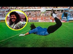 The Craziest Goalkeeper in Football History - YouTube