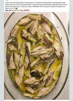 Girit usulü palamut fırın Fish Recipes, Meat Recipes, Seafood Recipes, Dinner Recipes, Cooking Recipes, Pasta Shop, Turkish Recipes, Fish Dishes, Fish And Seafood