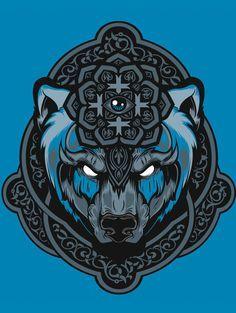 'bear art ' by Samer Eisheh Bear Tattoos, Wolf Tattoos, Body Art Tattoos, Tribal Bear Tattoo, Black Bear Tattoo, Tattoo Animal, Norse Tattoo, Viking Tattoos, Vikings
