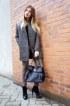 Best Winter Street Style 2013 Photo 7