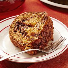 Great way to start your kitchen smelling good in the morning with this delicious coffee cake....you will have them asking for seconds everytime....of course the family will be in the kitchen anyway while it is being baked....