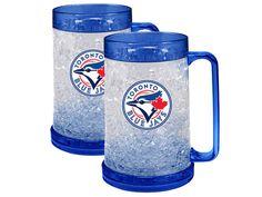 Toronto Blue Jays Blue Freezer Mug Set
