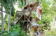 20 casas na árvore para alugar pelo Airbnb ao redor do mundo