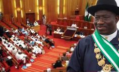 Info Diggest: Rowdy session over Jonathan's $1bn loan request - ...