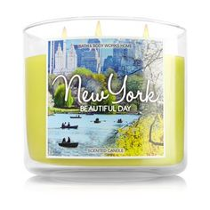 Bougie 3 Mèches New York Bath and Body Works