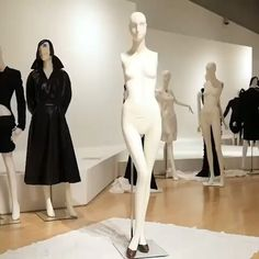 We support museums by sharing their news to our friends ⤵ repost from @phxart #Emphatics is coming together one mannequin at a time! Exhibit opens on #firstfriday Nov.4 #timelapse #phxart  #jeanpaulgaultier