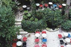 Les 30 restaurants avec les plus belles terrasses de Paris