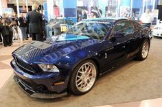 New Ford Mustang Shelby 1000