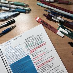 Cute Notes//Blue//Peach//Teal Cute Notes, Pretty Notes, Study Hacks, Study Tips, Richard Feynman, Just Pray, Goal Digger, Blue Peach, Work Motivation